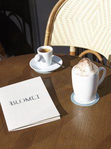 Capuccino Le Blomet restaurant Paris 15