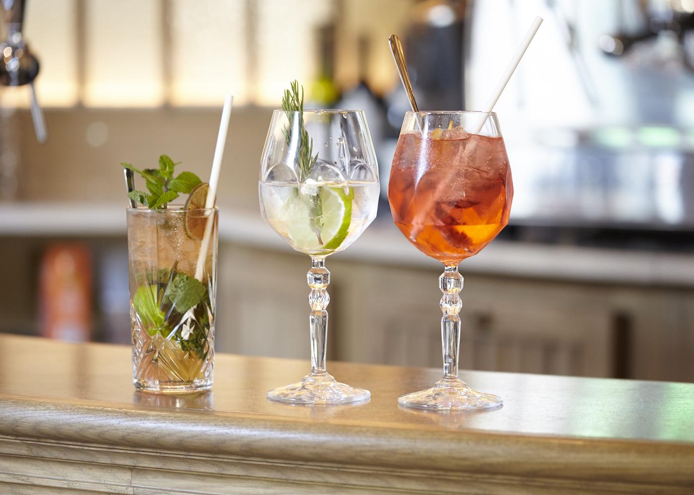 Cocktails & Alcools